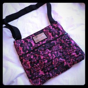 BETSEYVILLE Betsey Johnson messanger crossbody bag